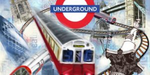 On the Underground board game